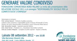 La mission di Fondazione Nord Milano: promuovere la cultura del dono attraverso la costituzione di un patrimonio permanente per garantire un sostegno duraturo ai progetti di utilità sociale e migliorare la qualità della vita.
