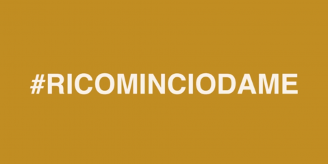 #RICOMINCIODAME