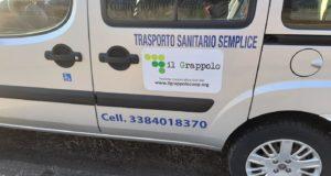 TTS trasporto sanitario semplice
